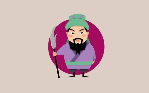动漫人物Q版动漫人物插画设计