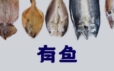 鱼 食品品牌设计
