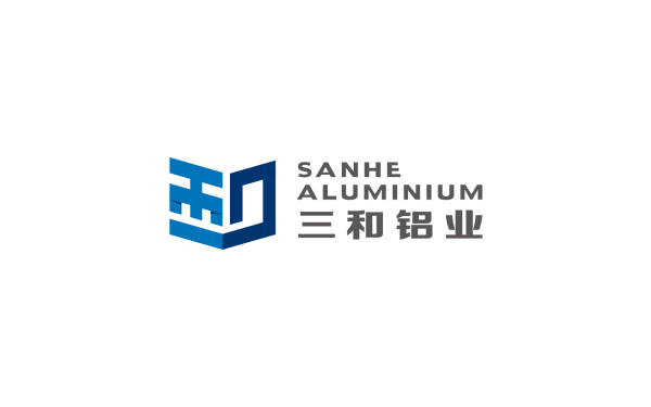 工业集团品牌logo设计