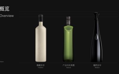 完美 酵素瓶型及外包装设计