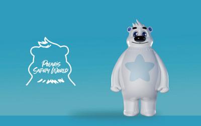 北极星安全世界品牌IP形象、视...