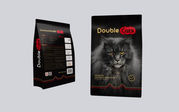 double cats 案例(商標logo與包裝)