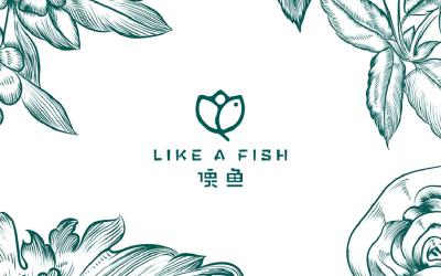 像鱼品牌设计
