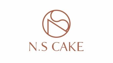 N.S Cake蛋糕店LOGO設計