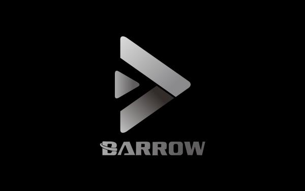 BORROW制冷设备logo设计