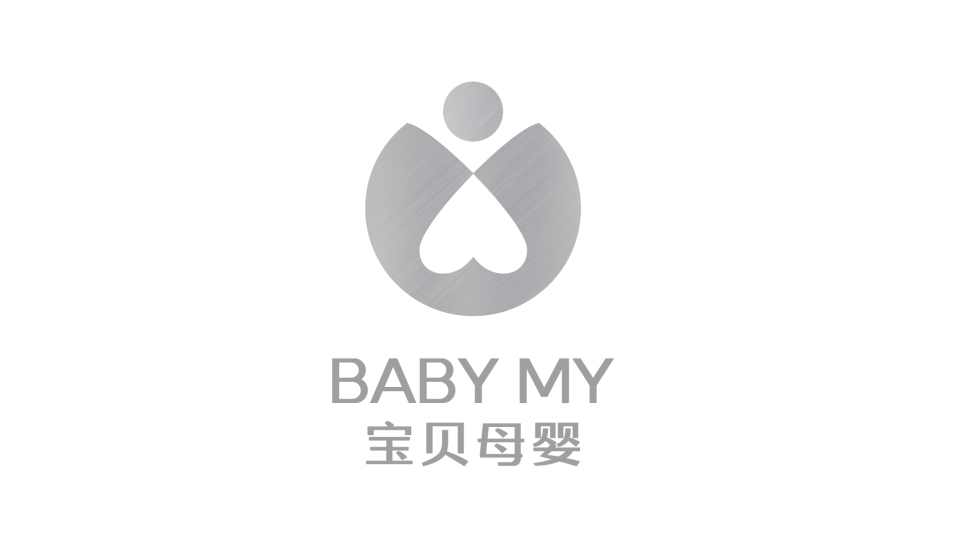 宝贝母婴品牌LOGO设计