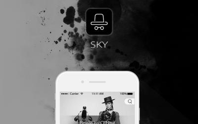 SKY-艺术类app