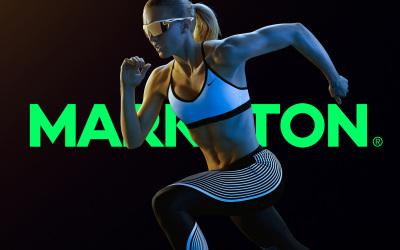 体育运动俱乐部品牌形象设计马克...