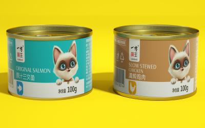 一方萌主猫粮罐头包装乐天堂fun88备用网站