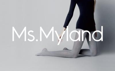米兰妮品牌重塑打造高端女袜