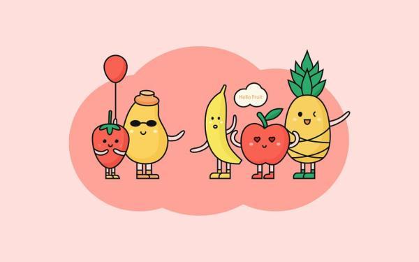 快消品:密斯特果.水果店 品牌LOGO设计