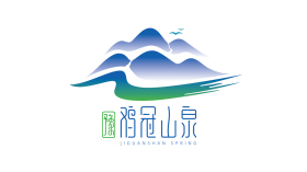 豫鸡冠山泉食品品牌LOGO设计