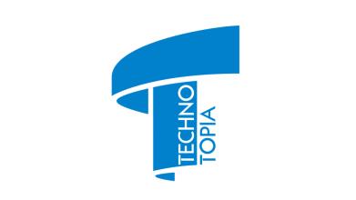TechnoTopia品牌LOGO設計