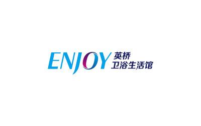 英橋衛浴生活館logo設計