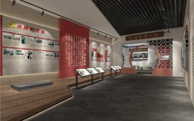 红色革命展馆设计