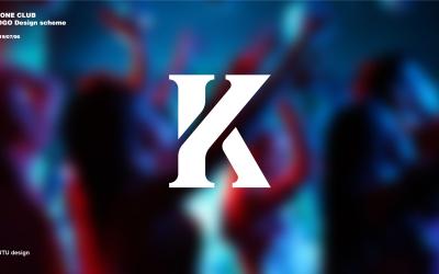 K俱乐部logo