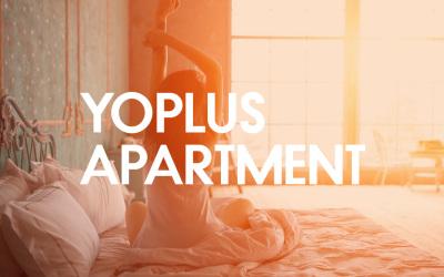 住宿新概念悠家公寓品牌形象设计