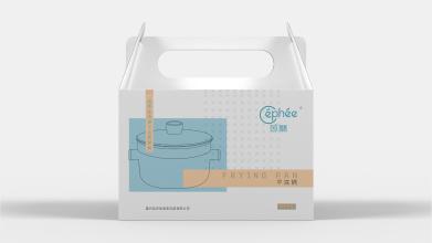 cookerbene客贝尼厨具品牌包装设计