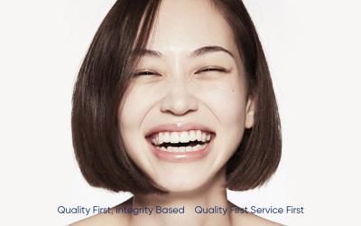 牙科品牌形象设计广州冠亮义齿