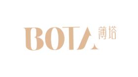 薄塔女鞋品牌LOGO設計