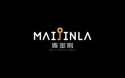 麦金啦 金融行业 logo设计
