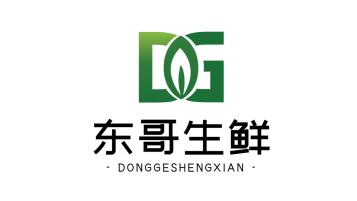 東哥生鮮品牌LOGO設計