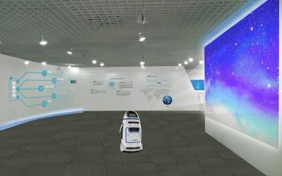 展浩电器-数字展厅设计