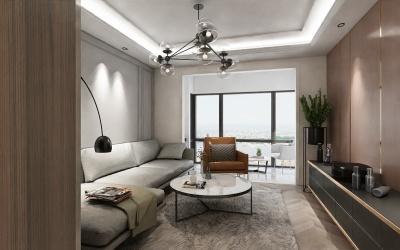 陽光愉景灣3.2室軟裝方案