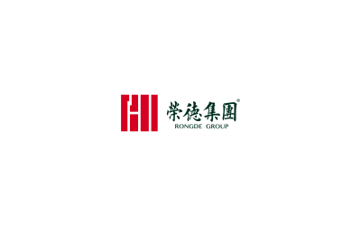 荣德集团公司标志设计