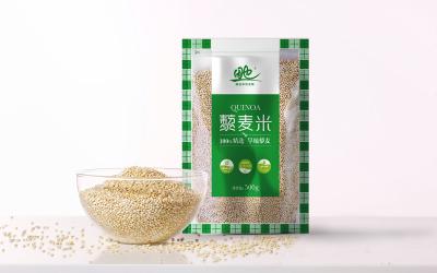 藜麦米包装设计
