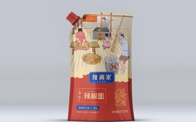 辣椒包裝設計