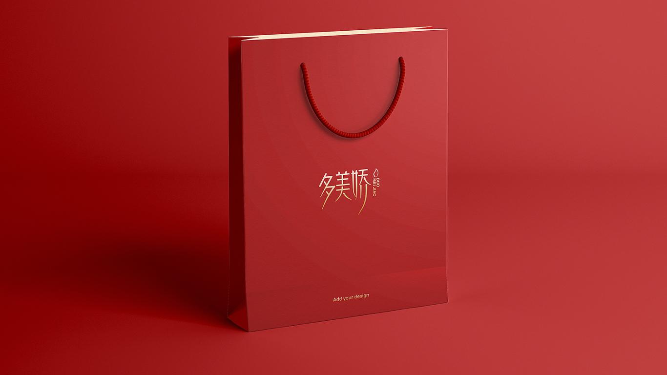 多美娇阿胶品牌LOGO设计中标图12