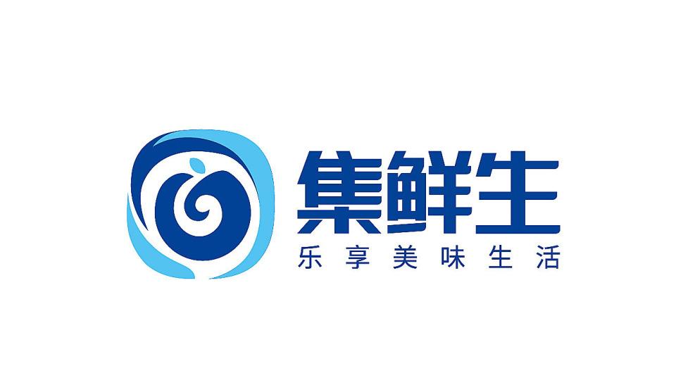 集鲜生品牌LOGO乐天堂fun88备用网站