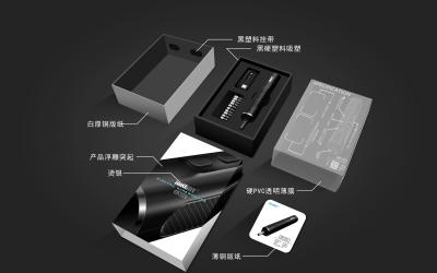 电动系列产品VI设计