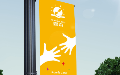 露奇训练营品牌logo设计
