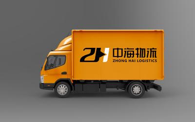 中海物流LOGO设计