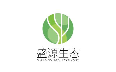 盛源生态环保企业LOGO设计