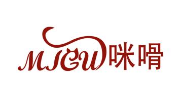 咪嗗寵物食品品牌LOGO設計