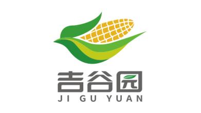 吉谷园农业品牌LOGO设计