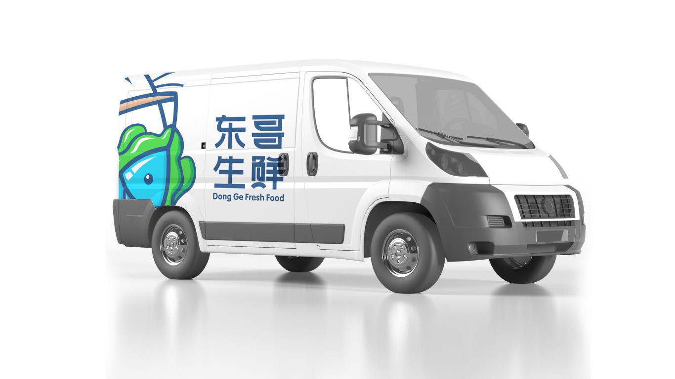 东哥生鲜品牌LOGO设计中标图16