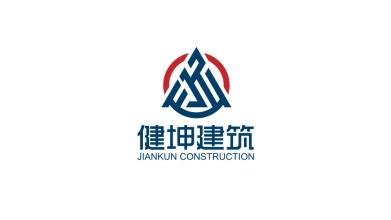 健坤建筑品牌LOGO乐天堂fun88备用网站