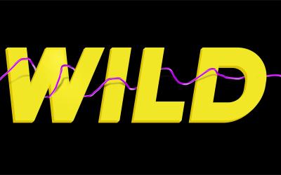 WILD潮牌电子烟品牌LOGO...