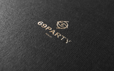 69party夜店logo设计