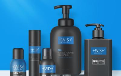 WIS包装设计+化妆品包装