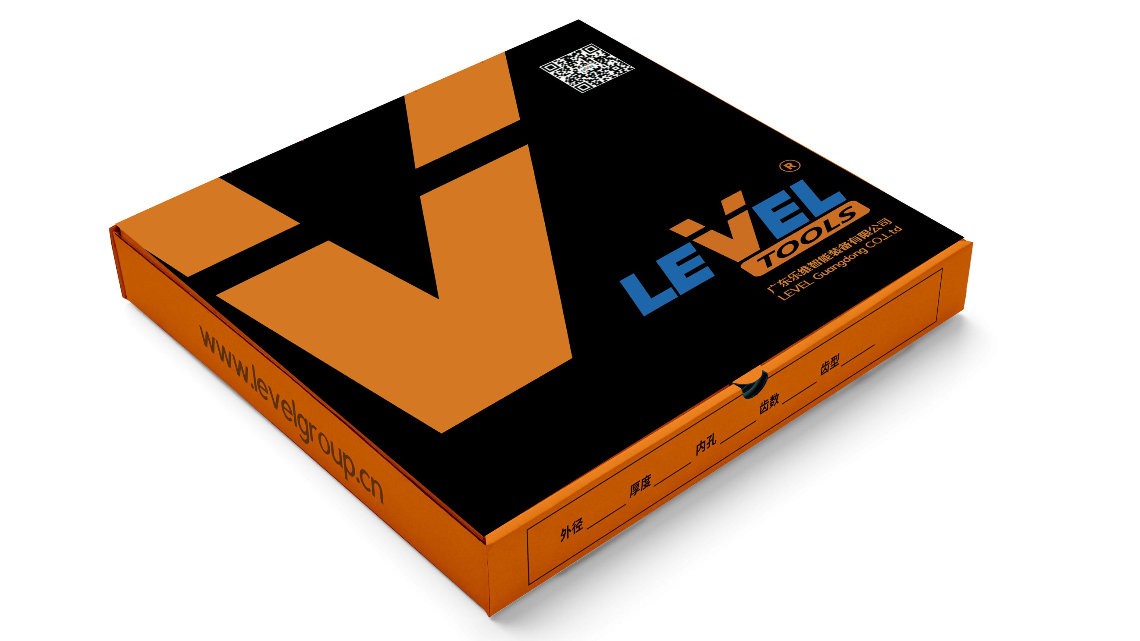乐维机械品牌包装设计
