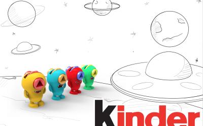 EUCLID|健达奇趣蛋玩具