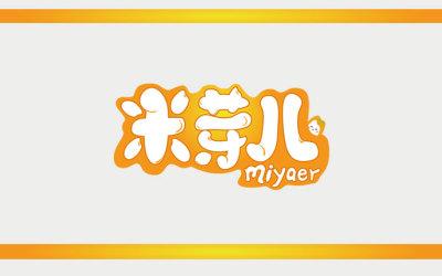 米芽儿-儿童食品LOGO设计