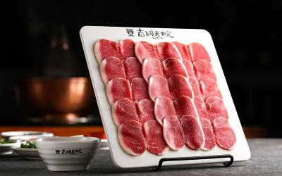 老北京铜锅涮肉