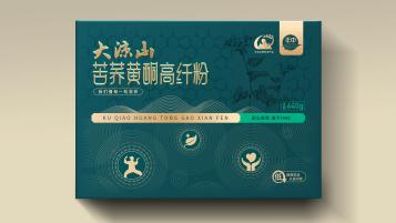 藥食同源的健康食品包裝設計