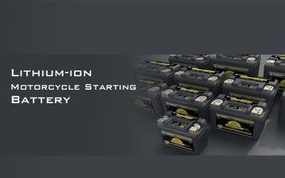 摩托车启动锂电池